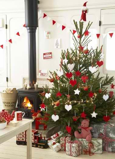 Decorating Home New Year United Kingdom