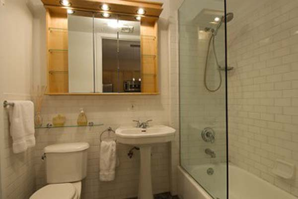 Bathroom Designs for Small Spaces London