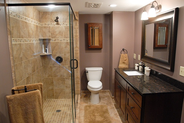 Bathroom Designs for Small Spaces Nice