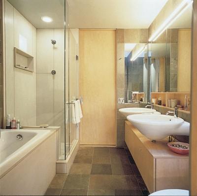 DIY Bathroom Design Layout Madrid