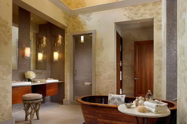 Best Bathroom Self Design India