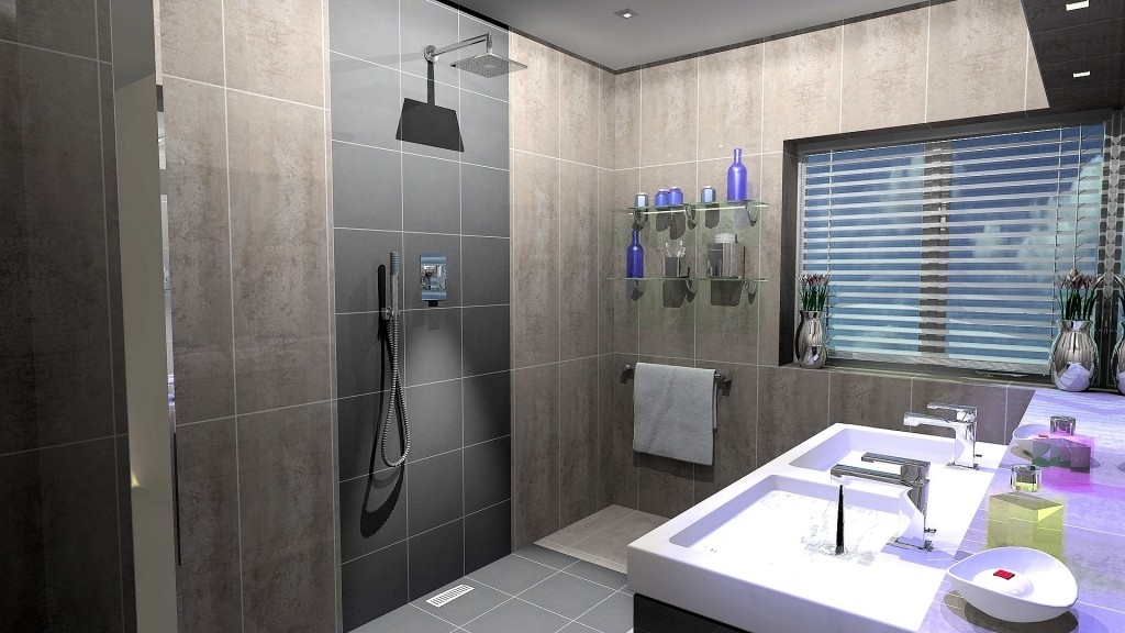 Configuring Best Bathroom Design in Germany