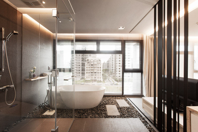 Contemporary Bathroom Design New York