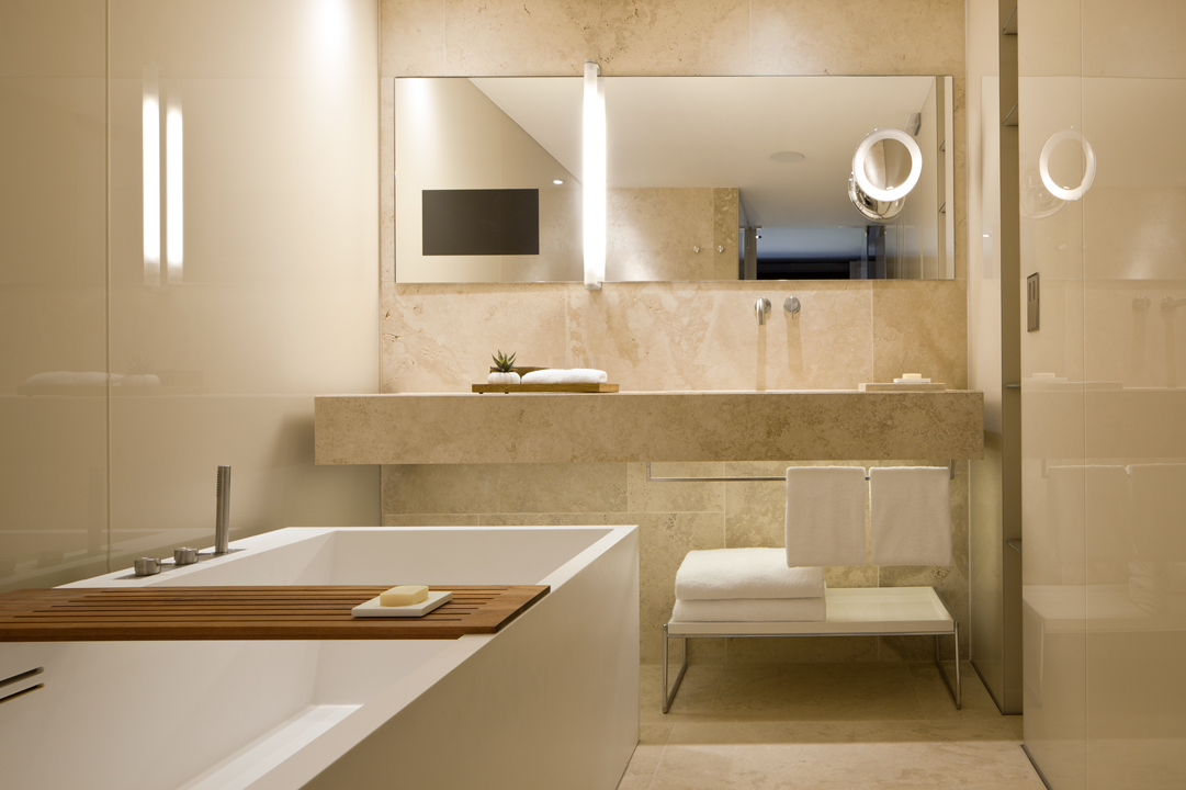 Hotel Bathroom Design Singapore